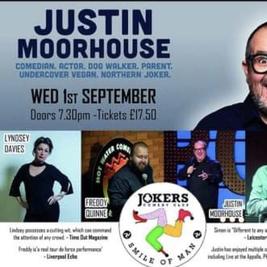 Jokers Comedy Night