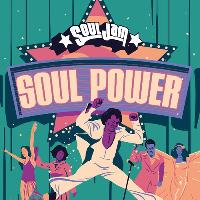 SoulJam - Soul Power - Glasgow