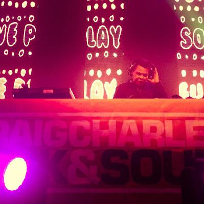 Craig Charles Boxing Day Blow Out