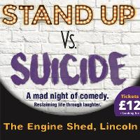 Stand Up Vs. Suicide