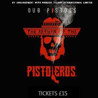 The Dub Pistols are returning to The Picturedrome