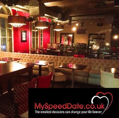 muslimanski speed dating događaj London