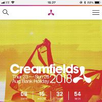 Creamfeilds