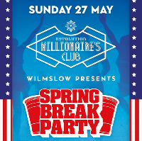 Spring Break Bank Holiday Party