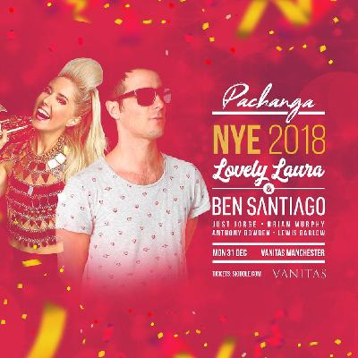new concept 36e79 4666f New Years Eve w/ Lovely Laura & Ben Santiago Tickets ...