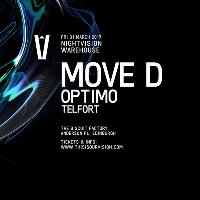 Nightvision presents Move D & Optimo