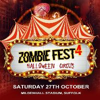 Zombie Fest 4 - Zombie Bus Norwich