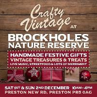 Crafty Vintage Christmas Market