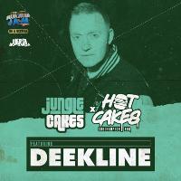 Jungle Cakes BBQ w/ Deekline, Ed Solo & Benny Page