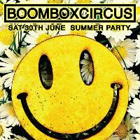Boombox Circus 'Summer Party'