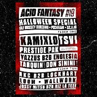 Acid Fantasy Halloween Special