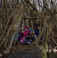 Wild families: Stickman