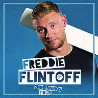 Freddie Flintoff - 2nd Innings - Preston