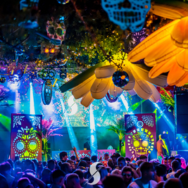 Magic Garden Rave - Halloween