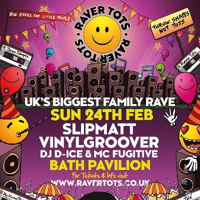 Raver Tots Bath Tickets | Bath Pavilion Bath | Sun 24th February