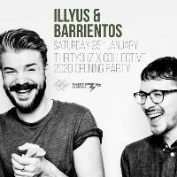 Thirty3Hz 2020 Opening w/ Illyus & Barrientos