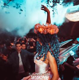 Reviews: Secret Garden Rave - Halloween | The Steel Yard London  | Sat 26th October 2019