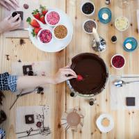 Original Chocolate Making - London
