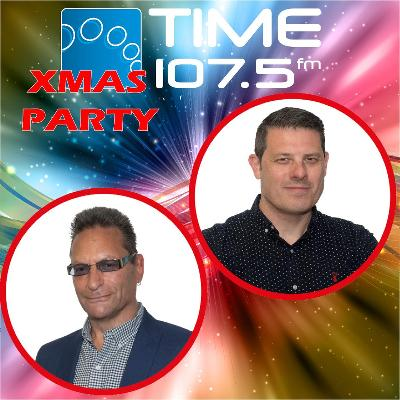 Time 107.5 Christmas Party 2019