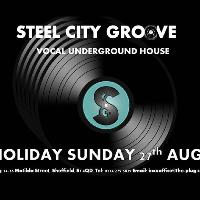 Steel City Groove Bank Holiday Party