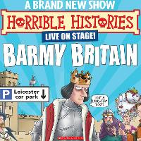 Horrible Histories: BRAND NEW BARMY BRITAIN
