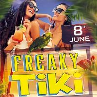 Freaky Tiki Beach (the launch party)