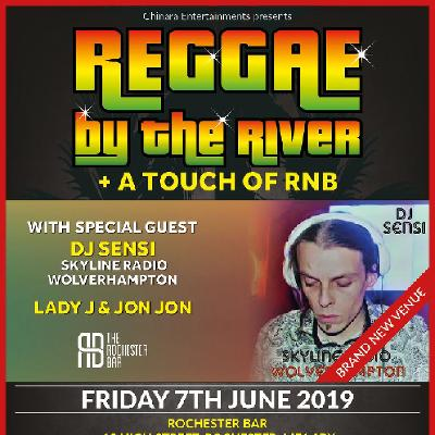 Reggae by The River + a touch of RnB
