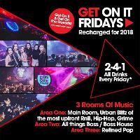 Get On It Fridays