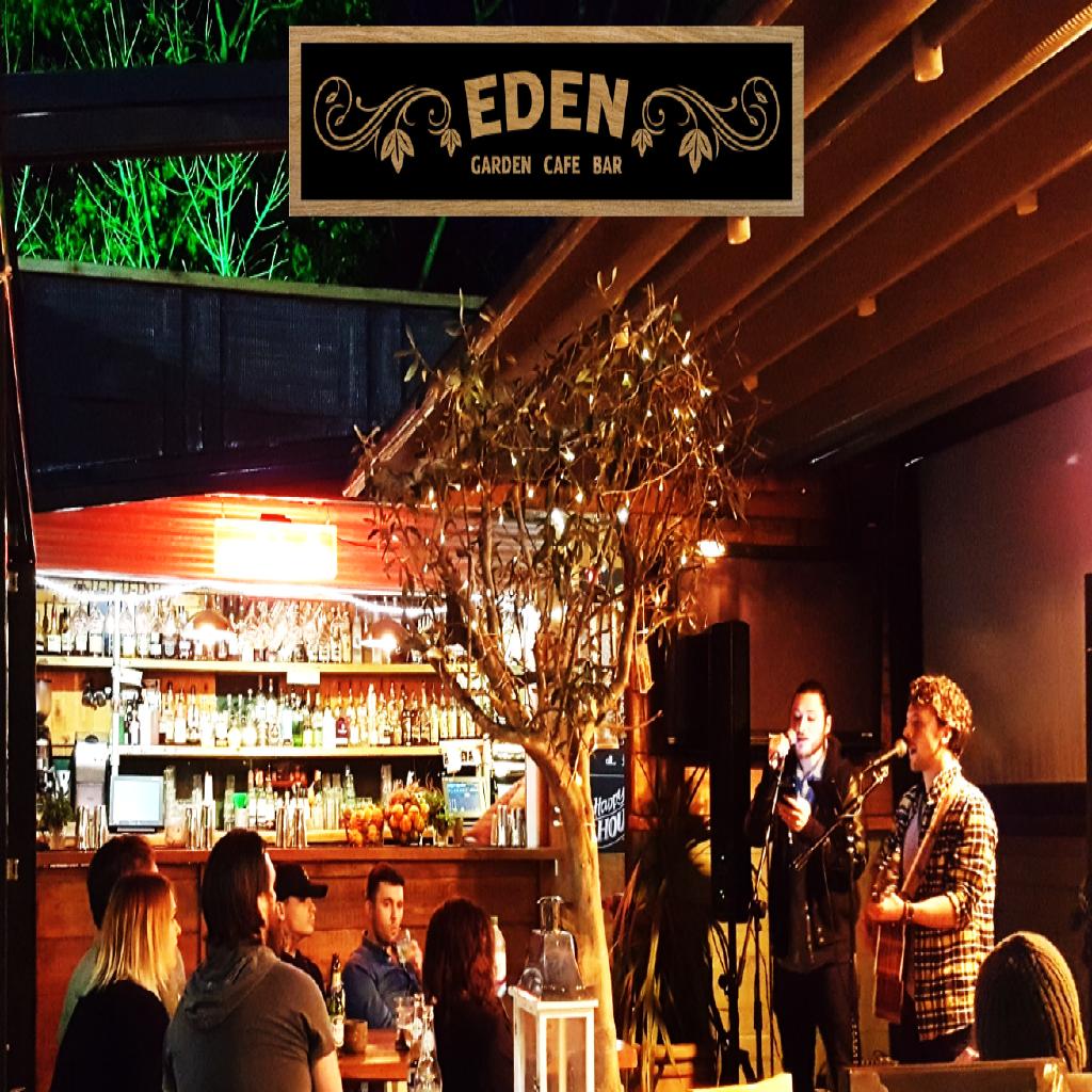 Friday Night Live | Eden Garden Bar Bournemouth | Fri 1st June 2018 ...