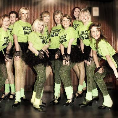 Adult dance classes. Ballet and Tap