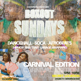 Boxout Sundays - Carnival Edition