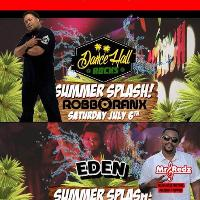 Summer splash  dancehall rocks edition With Robbo Ranx