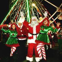 Festive Family Fun at Santa