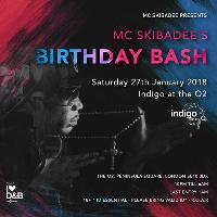 Mc Skibadee's Birthday Bash