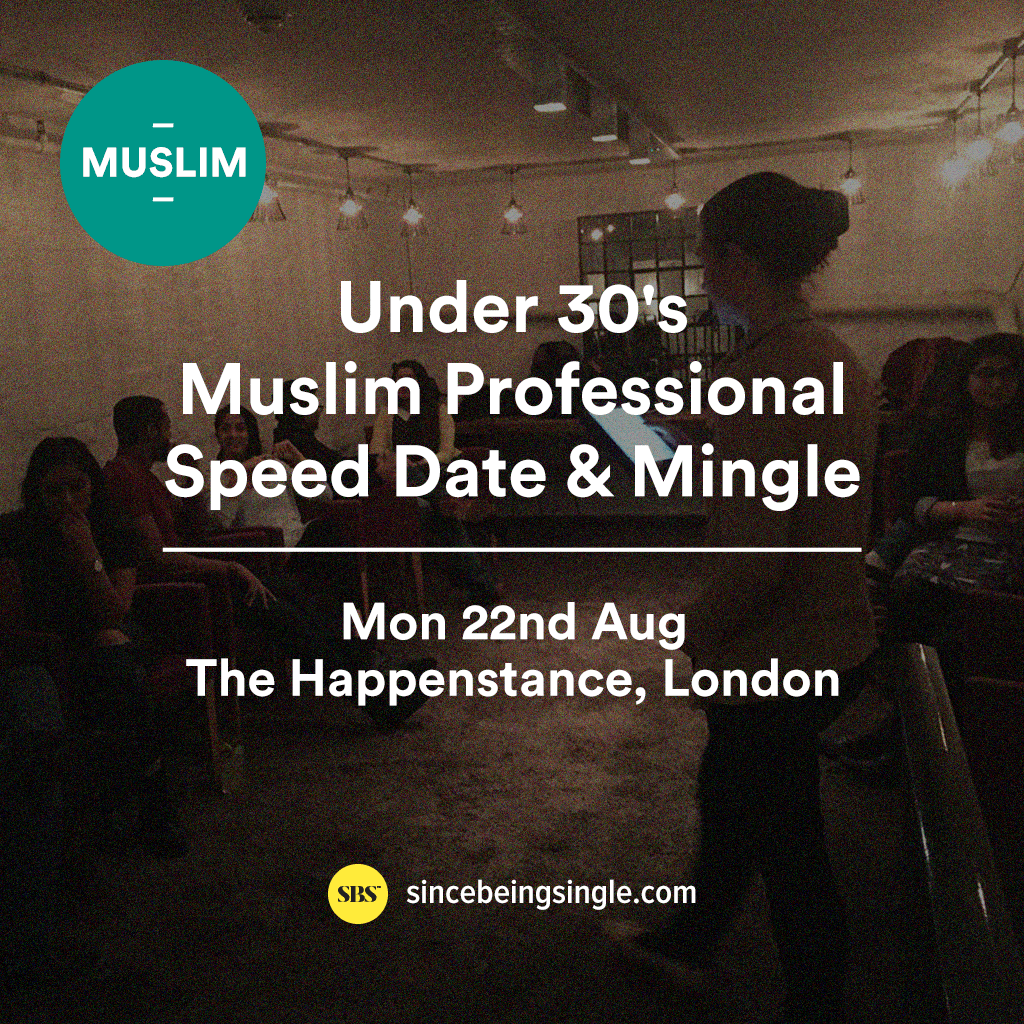 speed dating london young What are the chances of mating and relating after a speed dating event.