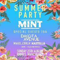 The Pentatonic Presents : Summer Party 2019