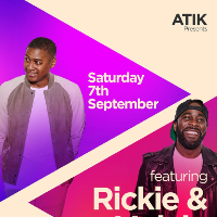 ATIK presents Rickie and Melvin
