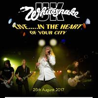 Whitesnake UK. A tribute to Whitesnake