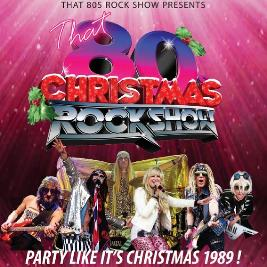 Hull Tribute Band Christmas Rock Show feat That 80s Band ! Tickets | ORILEYS LIVE MUSIC VENUE Hull  | Sat 14th December 2019 Lineup