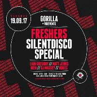 Vibe Events - Freshers Silent Disco Special!