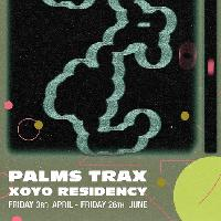 Palms Trax b2b Job Jobse XOYO Residency
