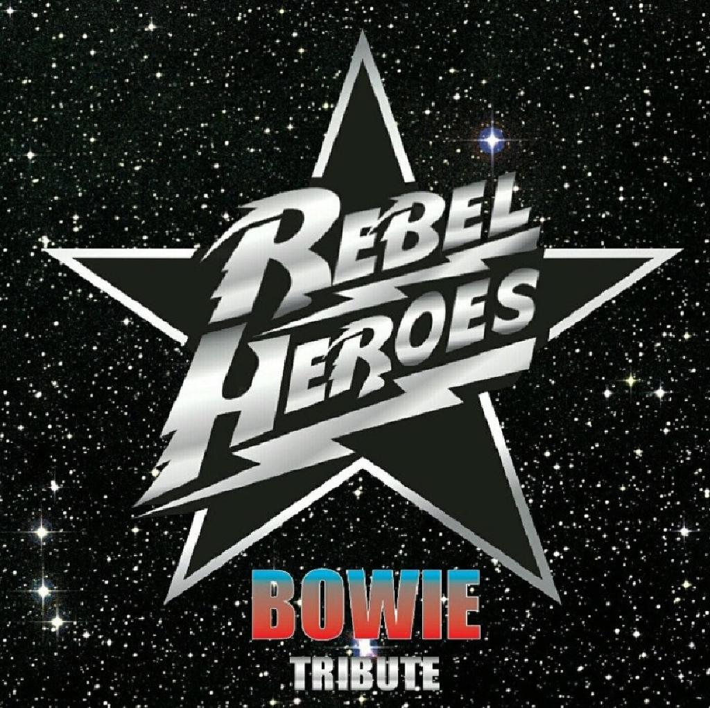 david bowie tribute band - rebel heroes
