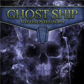 GHOST SHIP - The ultimate Halloween boat party + after-party