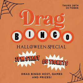 Drag Bingo Halloween Specials