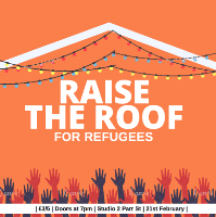 Help the Homeless & Ellipsis Present: Raise The Roof
