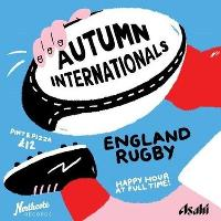 England v South Africa: Autumn Internationals Screenings