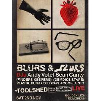 Blurs & Slurs - DJ