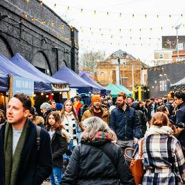 The Hackney Christmas Market | Bohemia Place Market London  | Sun 15th December 2019 Lineup