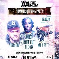 The Audio Venom Summer Opening Party