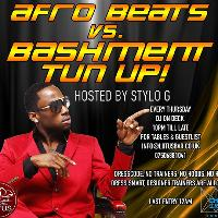 Turn up! Thursday - Hosted by Stylo G